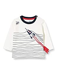Sanetta 男婴象牙色幼童 T 恤套装