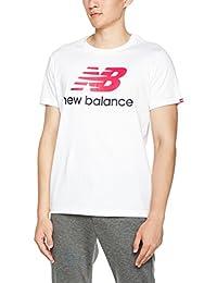 New Balance 男式 运动T恤 AMT73587