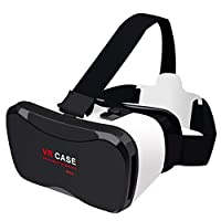 Headset 3D VR Box, 3D Video Glasses 3D Game Glasses 5PLUS for IOS Android 4.0 ~ 6.3inch Smartphones Cellphoness