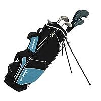 Ben Sayers Unisex's M8 高尔夫套装,天蓝色,6-Club