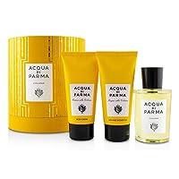 Acqua Di Parma 帕尔玛之水 克罗尼亚古龙水套装: 古龙香水喷雾 100ml/3.4oz + 洗浴护发啫喱 75ml/2.5oz + 身体乳 75ml/2.5oz 3pcs