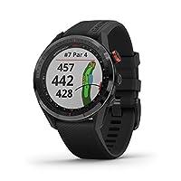 GARMIN 佳明 Approach S62 高级高尔夫GPS手表 绘图和全彩色屏幕 黑色