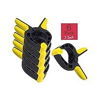 UrbHome 弹簧夹-15.24 cm 长 - 结实握夹
