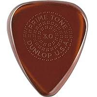 Dunlop Primetone 标准 0.73 毫米雕刻带握把的木头图案 - 3 包 1510R3.0 12 包 3.0mm | Grip
