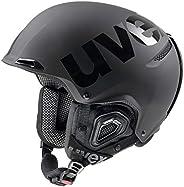 UVEX 優維斯 Core 花式系列 中性 滑雪頭盔 uvex JAKK+ octo+
