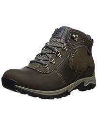 Timberland 女式 MT. maddsen MID lthr WP 登山靴