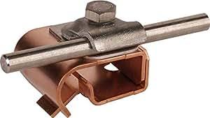 弹性 339167 3 杆夹具 车顶 烟气温度计/伊洛 16/22/6-10 mm 铜/ST/tZn