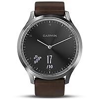 【官方旗舰店】GARMIN 佳明 vivomove HR 指针式光电心率智能跑步运动触控屏时尚手表(顺丰包邮)