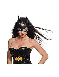 Rubie's Costume Co 女式*英雄蝙蝠女面具