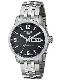 Tissot T0554301105700 PRC 200 模拟显示瑞士自动银色手表