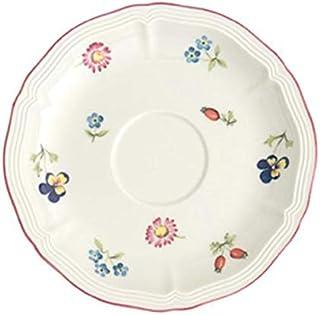 Villeroy & Boch 德国唯宝 优质搪瓷小花茶碟,15cm,彩色