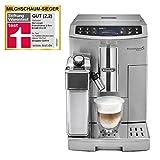 德龙 DeLonghi ECAM 510.55M Primadonna S Evo 全自动咖啡机,不锈钢,金属
