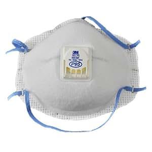 3M 8576颗粒物防护口罩  防护系列(10只/盒 P95颗粒物防护口罩 酸性气体及颗粒物防护口罩)