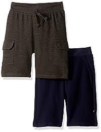 Lee 男童 2 条装针织套头短裤