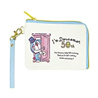 I'm 哆啦A梦 带帆布零钱包的卡包 大长篇
