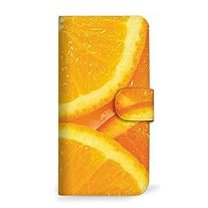 mitas iphone ケース241SC-0129-OR/SO-04F 2_Xperia A2 (SO-04F) 橙色