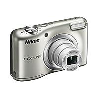 Nikon COOLPIX A10数码相机, 1600万像素, 5倍变焦, 7.1厘米 (2.8英寸) LCD - 显示屏, HD