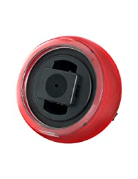 Watch winder(ウォッチワインダー) - レッド、LEDライト、回転方向選択可KA077(RD) ??- KA077(RD)