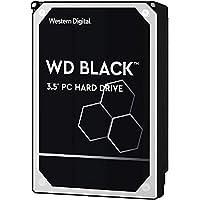 Western Digital 西部数据 WD Black 黑盘 2TB SATA 6Gb/s 7200转64MB 3.5英寸台式游戏硬盘(WD2003FZEX)