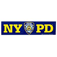 Artisan Owl 官方*的纽约市警察局 NYPD 保险杠贴纸贴花