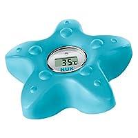 NUK 10256379 数字浴室温度计,适用于测量水温、汽油