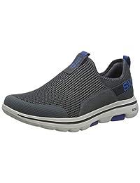 Skechers 斯凯奇 Go Walk 5 男士一脚蹬运动鞋