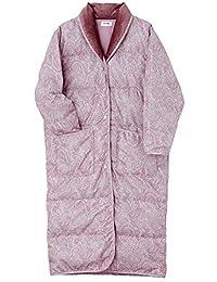 [郡是] 家居服 羽绒 长袖长袍 TK4568 女式