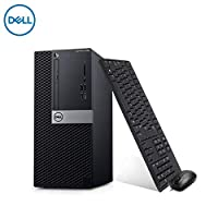 戴尔(DELL) OptiPlex 7060MT 性能级商用台式机 i7六核电脑 单主机 (i7-8700 16G1T+256G固态 4G独显)
