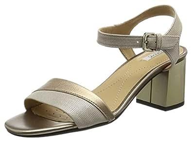 [杰奥克斯] 凉鞋 D724XB0SKBV キンイロ 24.5 cm