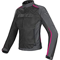 Dainese Hydra Flux 女式 D-Dry 摩托车夹克 50 黑色 2654575_U83_50