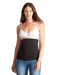 BellaBand 贝拉·班 美国进口孕妇多功能托腹带黑色1号(适合孕前腰围2尺3以下)