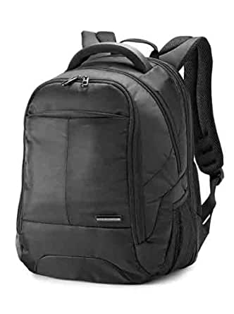 Samsonite Classic PFT Backpack Checkpoint Friendly 黑色 均码