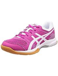 ASICS 女式 gel-rocket 8排球鞋