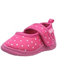 Playshoes 儿童朋克低帮拖鞋