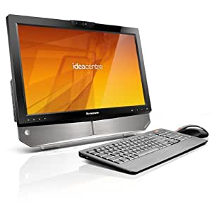 Lenovo 联想 IdeaCentre B325i 一体机电脑(AMD四核631 4GB 1TB 1G独显 DVD刻录 USB键鼠套装 摄像头 无线网卡 3+1服务含显示屏 Win7 21.5英寸 )