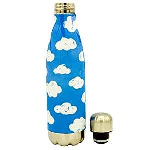 不锈钢奶瓶(1 只装)17 盎司 Clouds