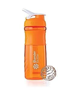 BlenderBottle SportMixer杯子 橙色/白色 28盎司(794克)