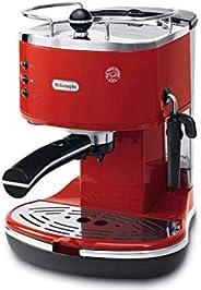 Delonghi Icona ECO311.R 泵咖啡机红色