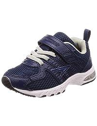 [ 瞬足 ] 学生鞋 (运动鞋) 魔术 SJJ 1840~24.5?cm 2E