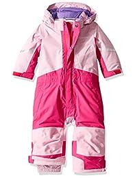 Columbia Buga Ii 婴儿套装 Pink Ice/Pink Clover 6/12