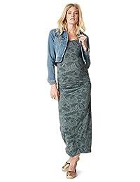 noppies 女式夹克 DENIM bobby vintage aged 孕妇 knitwear-gilet