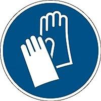 Durable 杜拉宝 103906 优惠贴纸使用手部保护,可拆卸地面标记