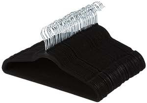 AmazonBasics Velvet Suit Hangers - 50 Pack