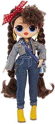 MGA Entertainment L.O.L. Surprise! O.M.G. 繁忙的时尚娃娃,20个惊喜,多色
