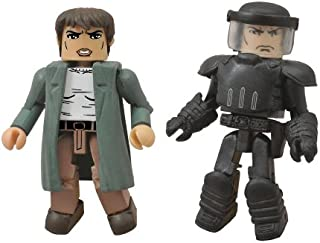 Diamond Select Toys The Walking Dead: Minimates Series 5: Glenn and Maggie Two-Pack Action Figure