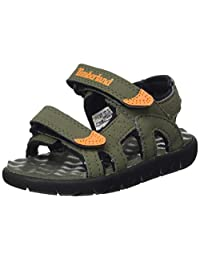 Timberland Perkins 雙帶式兒童涼鞋