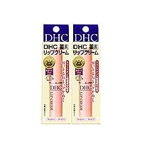DHC 蝶翠诗 纯榄润唇膏 1.5g/支X2 (包税 日本品牌)