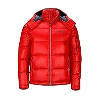 Marmot Stockholm 男式羽绒棉衣外套填充 POWER 700