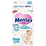 Merries 花王 纸尿裤 尿不湿 L54片 (9-14kg 适用 ) (日本进口)(包装更替中)