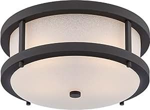 Nuvo Lighting 62/635 Bethany LED 室外悬挂式缎面白色玻璃 Willis Led 62/653 需配变压器